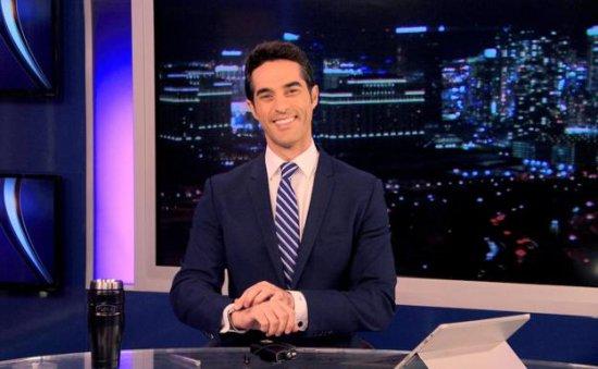 El periodista extremeño Antonio Texeira, nominado a tres premios Emmy en EE UU