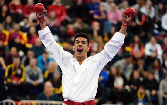 'A los jóvenes que se dedican a cualquier deporte les animo a darlo todo y luchar por sus objetivos'