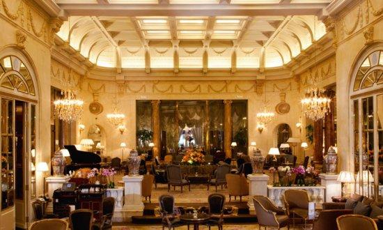 Hoy comienza la subasta del mobiliario del hotel Ritz de Madrid