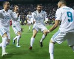 Gol de Ben Yedder (1-0) en el Sevilla 3-2 Real Madrid