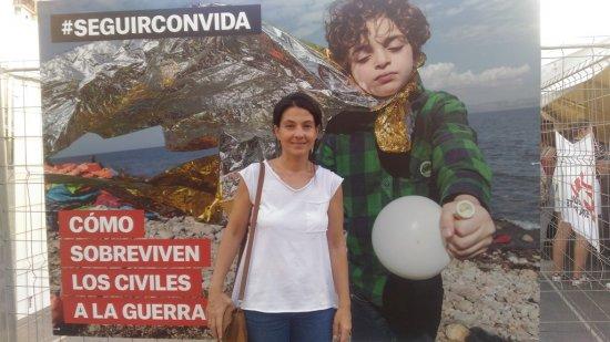 'El mar Mediterráneo se ha convertido en un cementerio de migrantes'