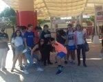 Alumnos de 3º de la ESO