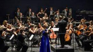 Foto de la orquesta