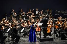 Concierto sinfónico de la orquesta de Extremadura