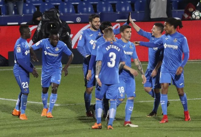 Getafe CF sueña con puede estar en la Europa league